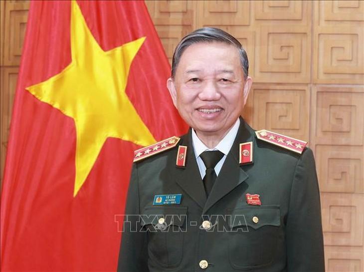 Министр общественной безопасности Вьетнама провёл переговоры с малайзийским коллегой - ảnh 1