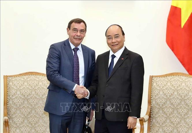 Премьер-министр Вьетнама принял начальника Управления президента РФ по вопросам противодействия коррупции - ảnh 1