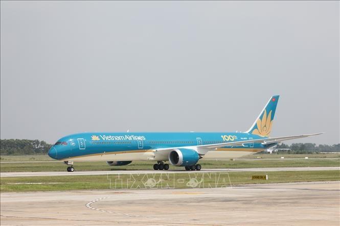 Vietnam Airlines продолжает осуществлять полёты из Европы во Вьетнам - ảnh 1