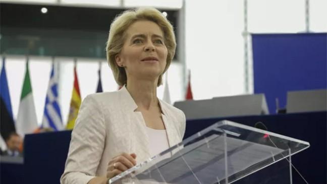 Глава Еврокомиссии рассчитывает на участие США в международных усилиях по разработке вакцины от коронавируса - ảnh 1