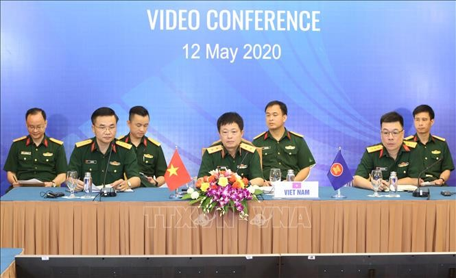 АСЕАН 2020: Активизация оборонного сотрудничества между странами АСЕАН в борьбе с эпидемией - ảnh 1