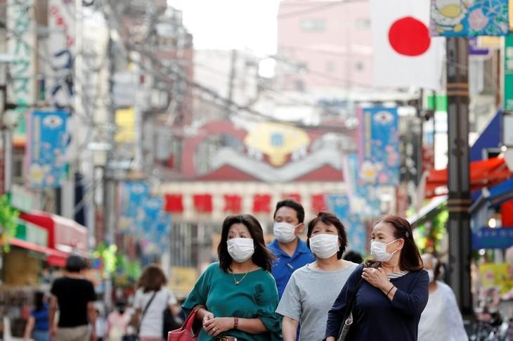 В Японии отменили режим чрезвычайной ситуации в большинстве регионов страны  - ảnh 1