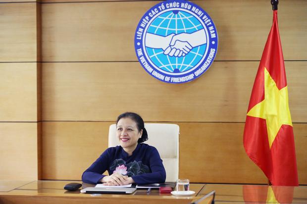 Специальная онлайн-конференция руководителей Обществ дружбы между странами АСЕАН и Китаем по борьбе с Covid-19 - ảnh 1