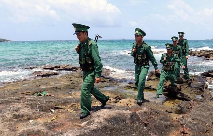 Разработка Закона о пограничной службе Вьетнама с целью содействовать делу защиты государственной границы - ảnh 1