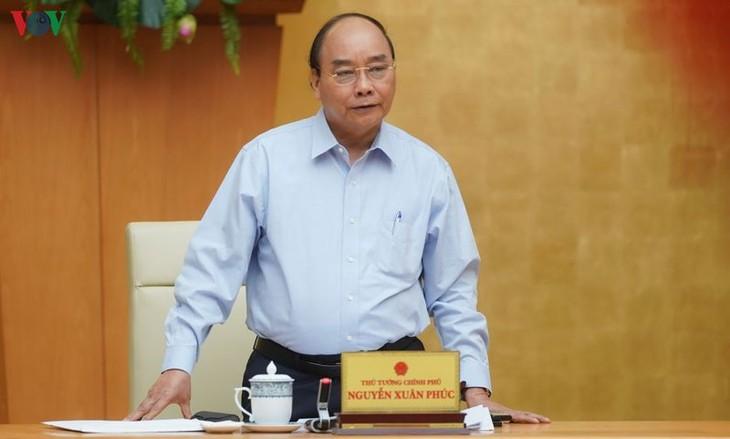 Премьер-министр Вьетнама высказал мнение по направлениям развития 4 ключевых экономических зон  - ảnh 1