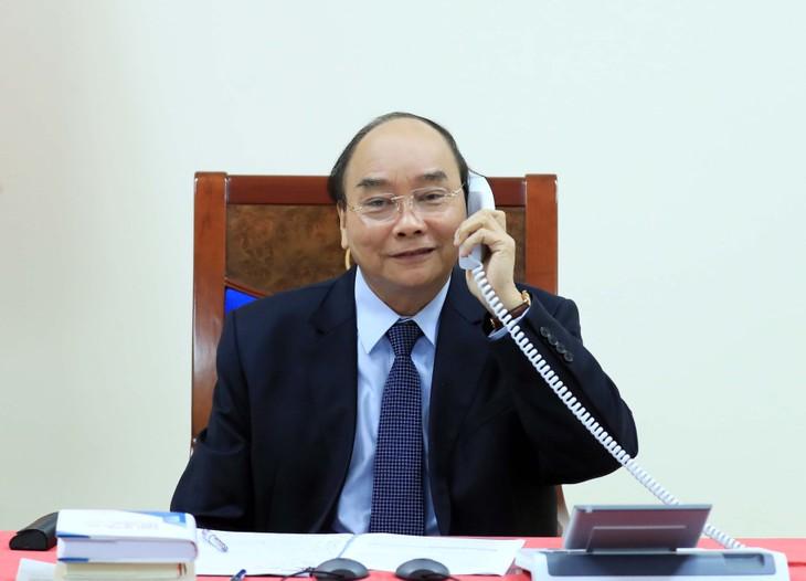 Премьер-министр Вьетнама провёл телефонный разговор с президентом Филиппин - ảnh 1
