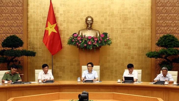 Постоянное бюро Национального комитета по борьбе с COVID 19 обсудило вопрос возвращения на Родину граждан, застрявших в странах, затронутых пандемией  - ảnh 1