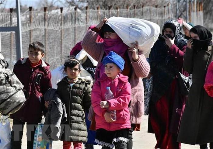 Число нелегальных мигрантов в ЕС вновь увеличилось - ảnh 1