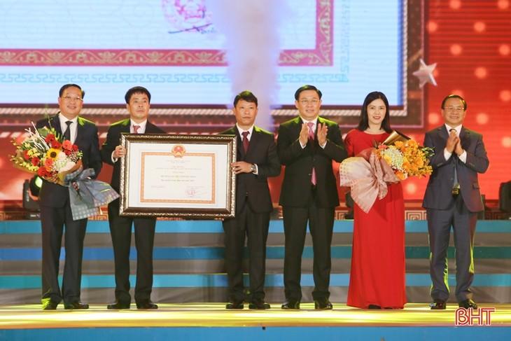 Провинция Хатинь – яркий пример строительства новой деревни  - ảnh 1