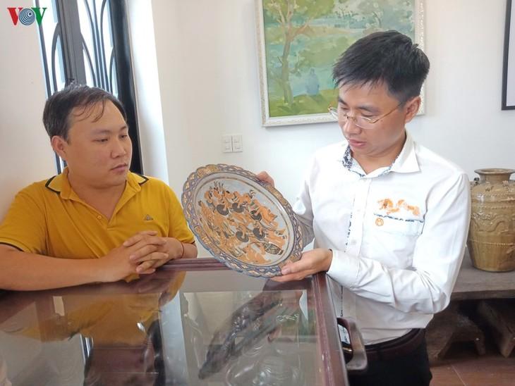 «Дом керамических ваз» - там, где хранятся культурные ценности жителей плато Тэйнгуен - ảnh 2