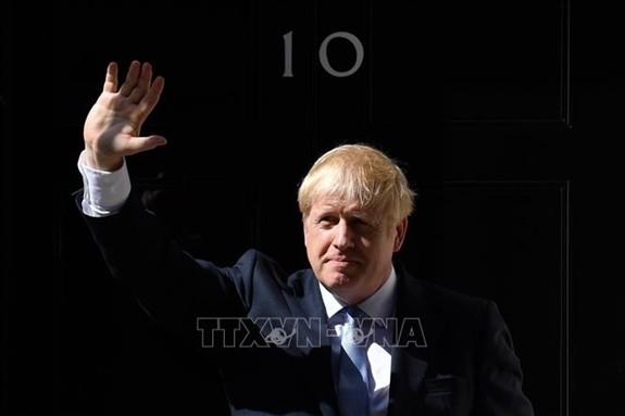Джонсон: Великобритания готова торговать с Евросоюзом по нормам ВТО - ảnh 1