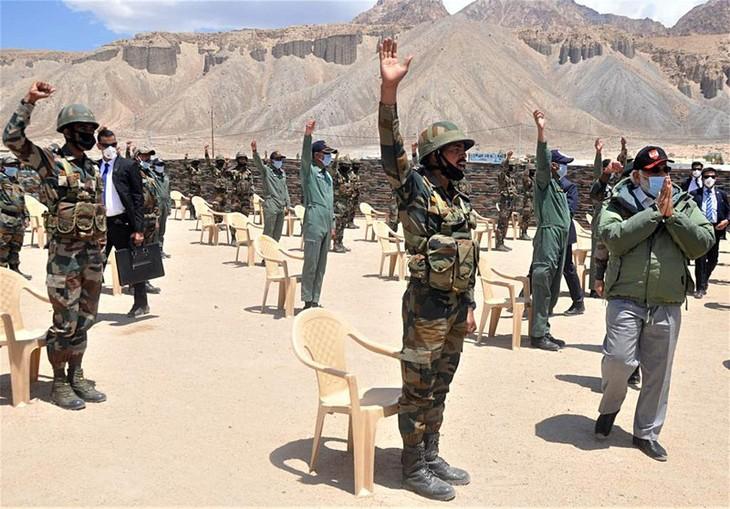 Скоро состоится встреча специальных представителей Индии и Китая по пограничным вопросам - ảnh 1