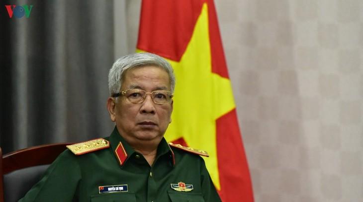 COVID-19 не может препятствовать оборонному сотрудничеству между Вьетнамом и Россией  - ảnh 1