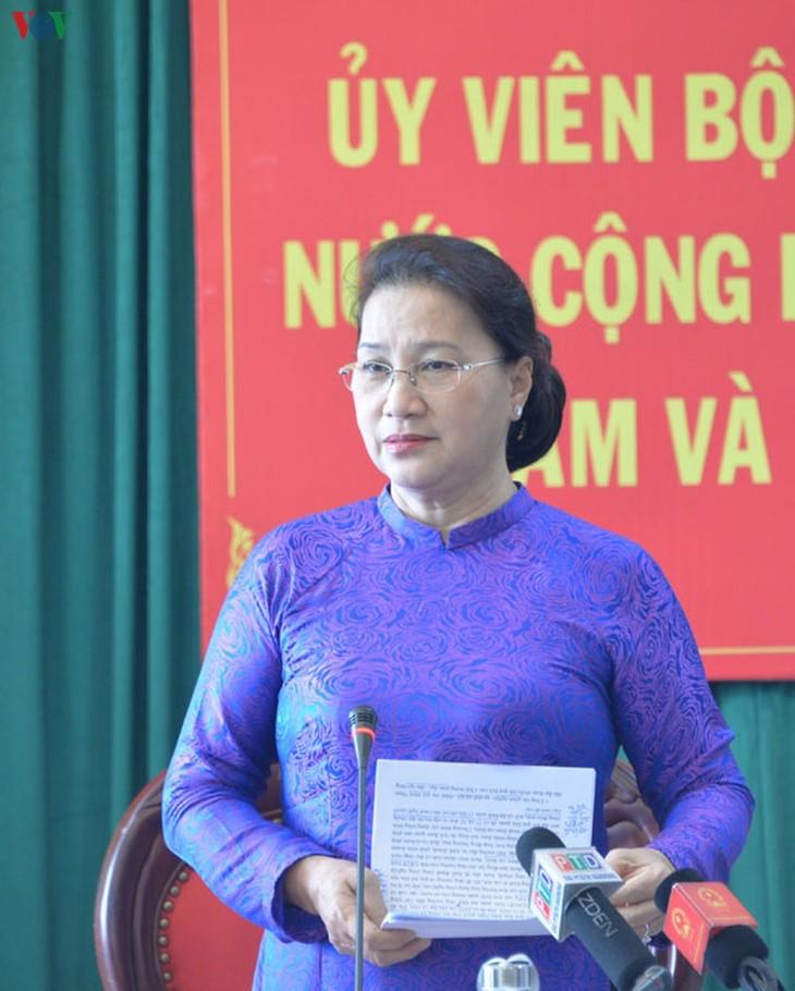 Провинция Дакнонг должна хорошо проводить политику по вопросам национальностей - ảnh 1