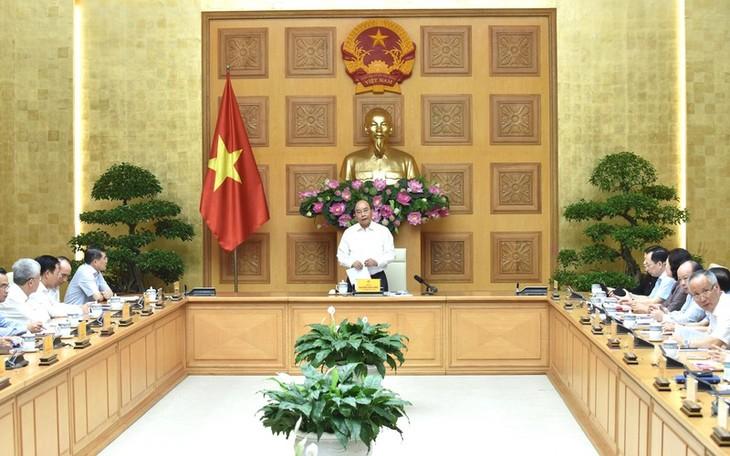 Нгуен Суан Фук отметил важность защиты отечественных предприятий  - ảnh 1