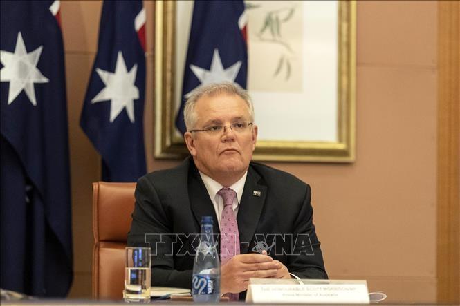 Австралия вновь подтвердила свою поддержку свободы мореплавания в районе Восточного моря  - ảnh 1