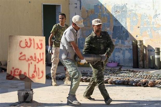 Турция назвала условия для содействия соглашению о прекращении огня в Ливии - ảnh 1