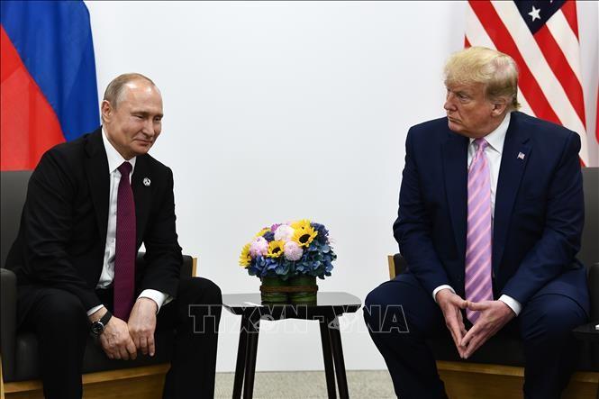 США и Россия проведут консультации по ядерному оружию в Вене  - ảnh 1