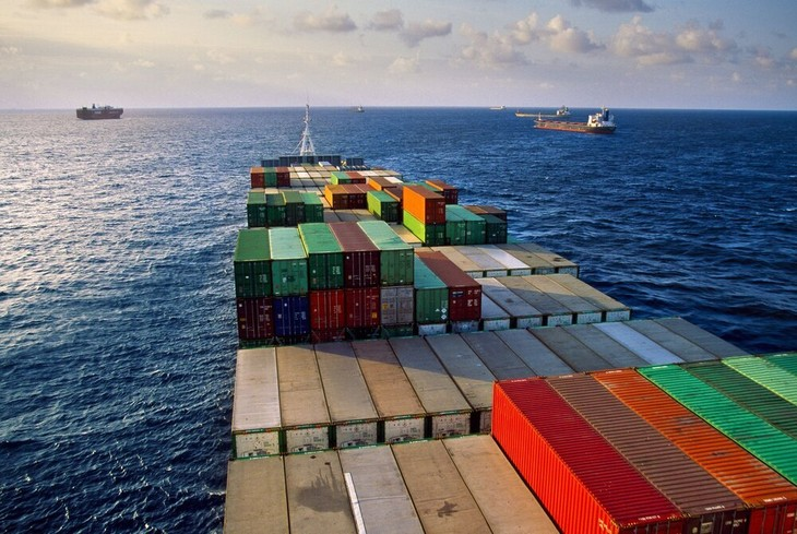 Иран и Россия откроют торговый маршрут в Каспийском море  - ảnh 1