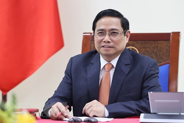 Премьер-министр Фам Минь Тинь принял участие в Совещании руководителей АСЕАН - ảnh 1