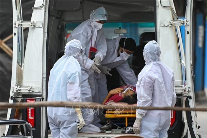 США, Франция и Великобритания помогут Индии в борьбе с коронавирусом - ảnh 1