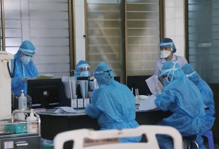 19 июня во Вьетнаме было выявлено 206 новых случаев COVID-19 - ảnh 1
