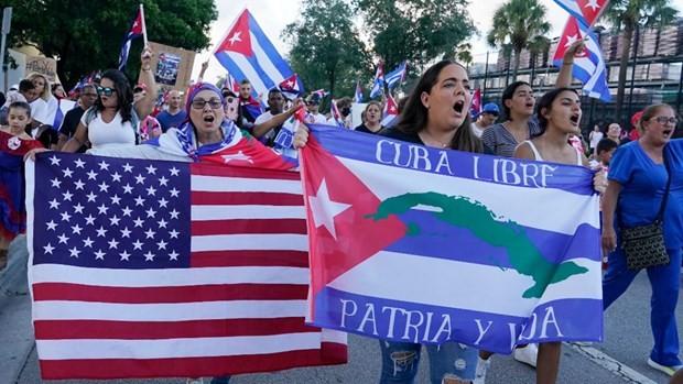 Страны Латинской Америки призвали Байдена снять торговую блокаду Кубы - ảnh 1