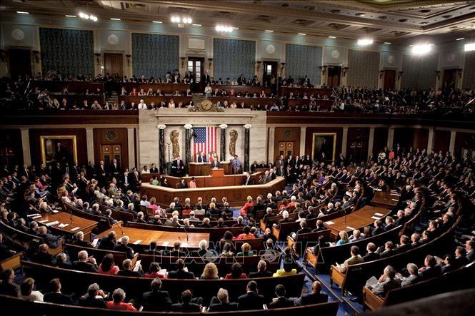 Конгресс США утвердил временный бюджет во избежание шатдауна - ảnh 1