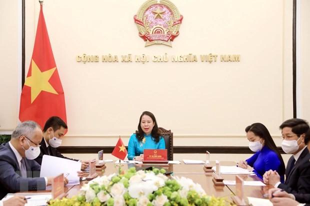 Активизация двустороннего сотрудничества между Вьетнамом и Нигерией  - ảnh 1