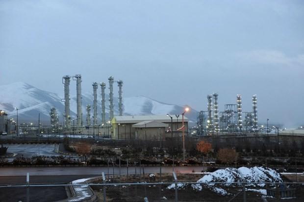Иран объявил о перезапуске исследовательского ядерного реактора в Араке - ảnh 1