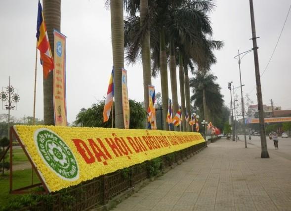 Đại hội Đại biểu Phật giáo Hà Nam lần thứ IV, nhiệm kỳ 2012 – 2017 - ảnh 1