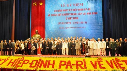 Từ Việt Nam, đại biểu quốc tế gửi thông điệp đoàn kết - ảnh 1