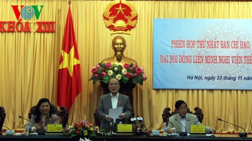 Việt Nam sẽ tổ chức thành công Đại hội đồng Liên minh Nghị viện thế giới lần thứ 132 - ảnh 1