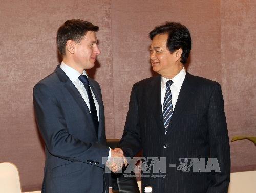 Kết thúc đàm phán FTA Việt Nam và Liên minh hải quan Nga -  Belarus - Kazakhstan - ảnh 2