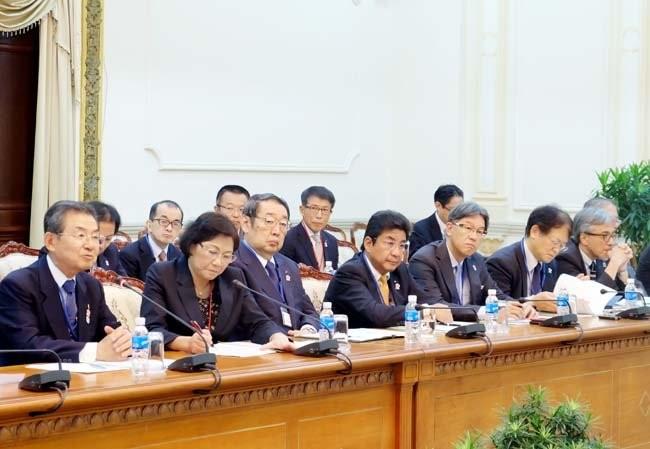 Thành phố Hồ Chí Minh là địa chỉ đầu tư tin cậy của các doanh nghiệp vùng Kansai, Nhật Bản  - ảnh 1