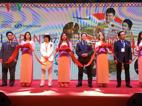 """Khai mạc Lễ hội văn hóa Nhật Bản """"Feel Japan in Viet Nam 2017"""" tại Thành phố Hồ Chí Minh - ảnh 1"""
