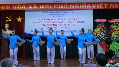 Tăng cường sự hiểu biết và tình hữu nghị giữa nhân dân Việt Nam  - Trung Quốc - ảnh 1