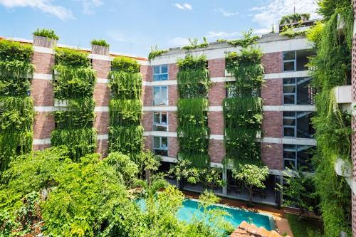 Công trình xanh là hướng phát triển bền vững của ngành xây dựng Việt Nam - ảnh 2