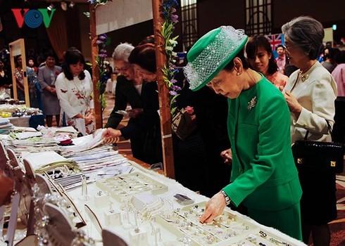 Việt Nam dự Hội chợ từ thiện của Hội Phụ nữ châu Á-Thái Bình Dương - ảnh 1