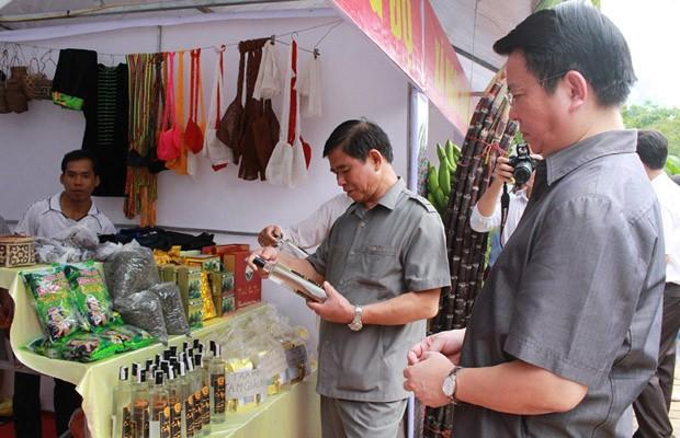 Ấn tượng làng văn hóa du lịch cộng đồng thôn Lâm Đồng - ảnh 1