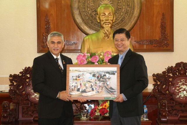 Cơ hội để doanh nghiệp Việt Nam và Indonesia hợp tác đầu tư - ảnh 1