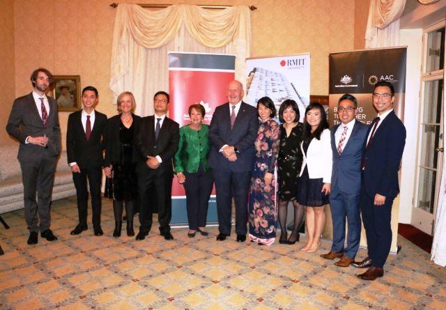 Khởi động diễn đàn đối thoại lãnh đạo trẻ Việt Nam - Australia 2019 - ảnh 1