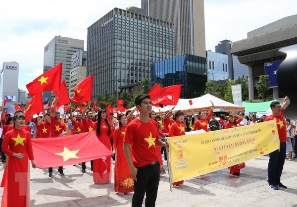 Kết nối và quảng bá văn hóa Việt Nam ở nước ngoài - ảnh 4