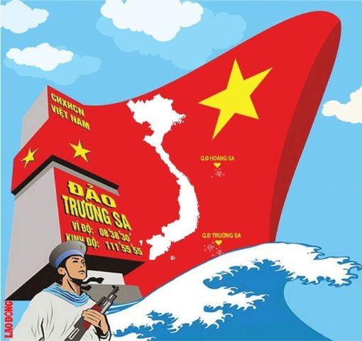 Tăng cường các hoạt động phối hợp tuyên truyền về biển đảo Tổ quốc - ảnh 1