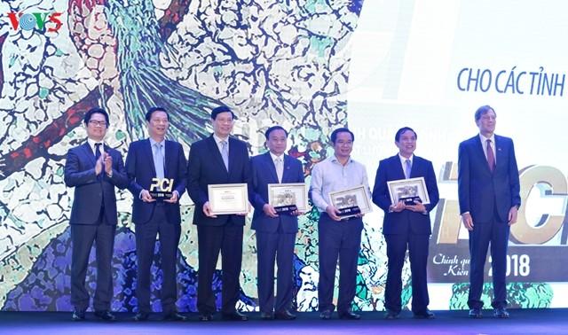 Năm thứ 2 liên tiếp Quảng Ninh đứng đầu cả nước về chỉ số năng lực cạnh tranh cấp tỉnh - ảnh 1