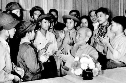 Tư tưởng Hồ Chí Minh về đổi mới giáo dục đào tạo - ảnh 1