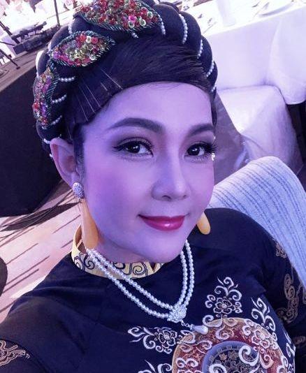 Nghệ sĩ ưu tú Diệu Hương mang âm nhạc Việt Nam tỏa sáng tại Liên hoan âm nhạc phát thanh Châu Á - Thái Bình Dương 2019  - ảnh 1