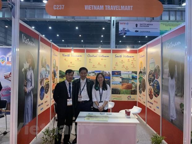 Việt Nam tham gia hội chợ du lịch lớn nhất khu vực tại Ấn Độ - ảnh 1
