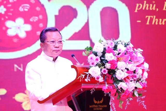 Đại sứ quán Việt Nam tổ chức Tiệc Hữu nghị Việt Nam-Lào 2020 - ảnh 3