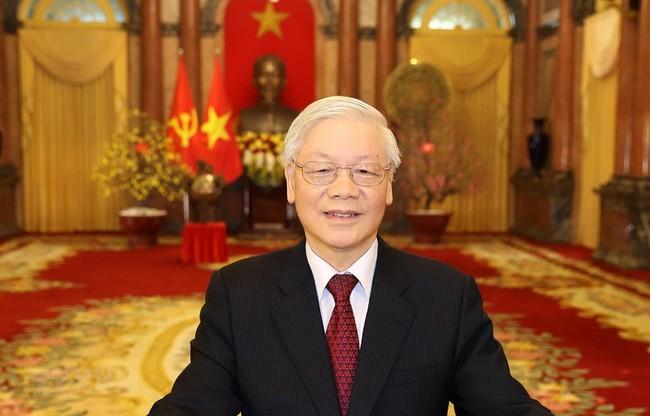Điện mừng 70 năm ngày thiết lập quan hệ ngoại giao giữa Việt Nam và CHDCND Triều Tiên - ảnh 1